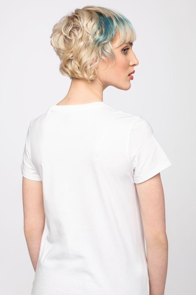 Koszulka Levi's  <br/><small>THE PERFECT TEE 0297 SPORTSWEAR LOGO WHITE </small>  17369-0297