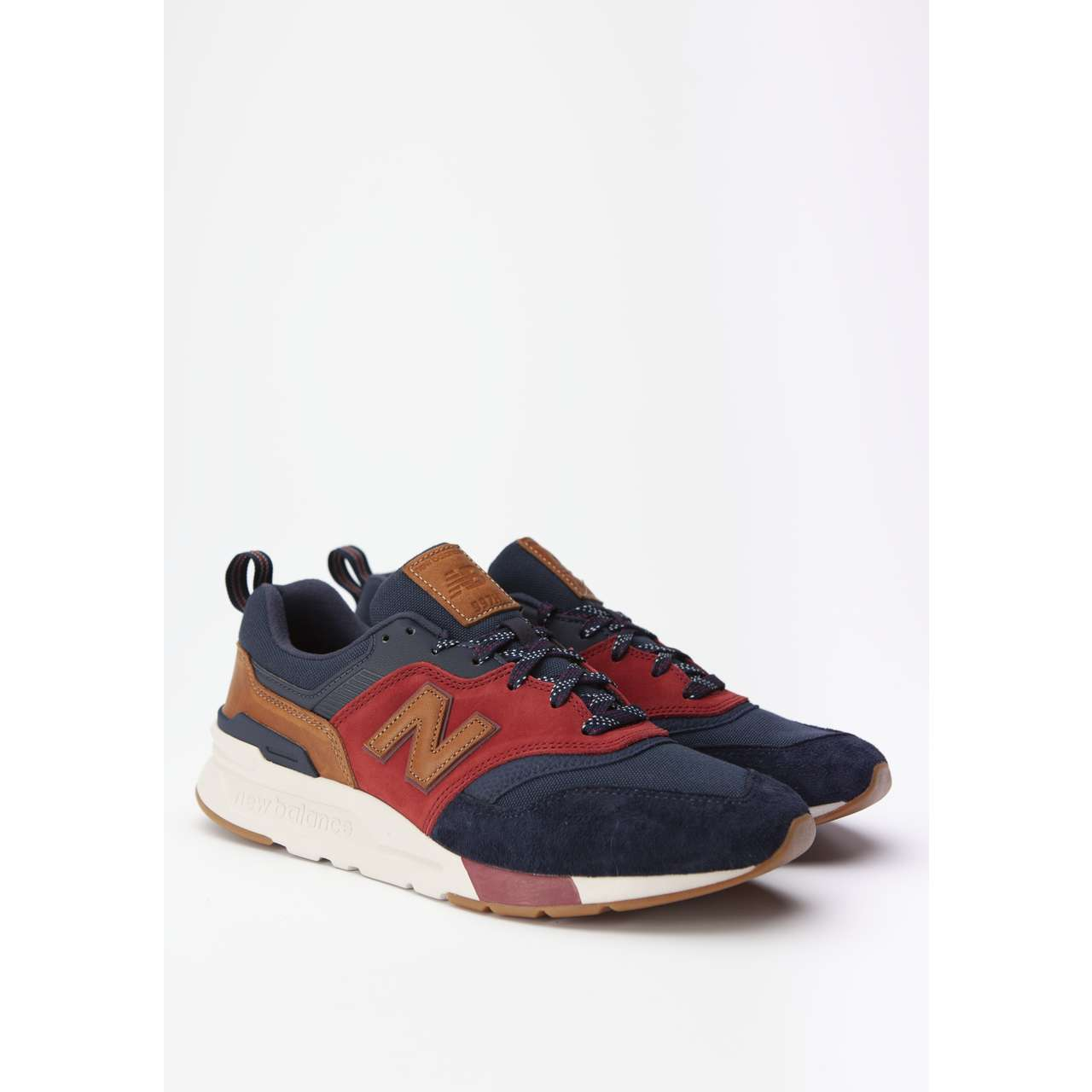 Buty New Balance  <br/><small>CM997HDT MULTICOLOR </small>
