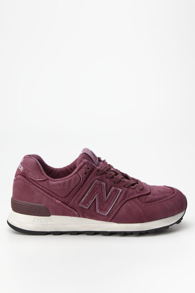 New Balance ML574WSD BURGUNDY