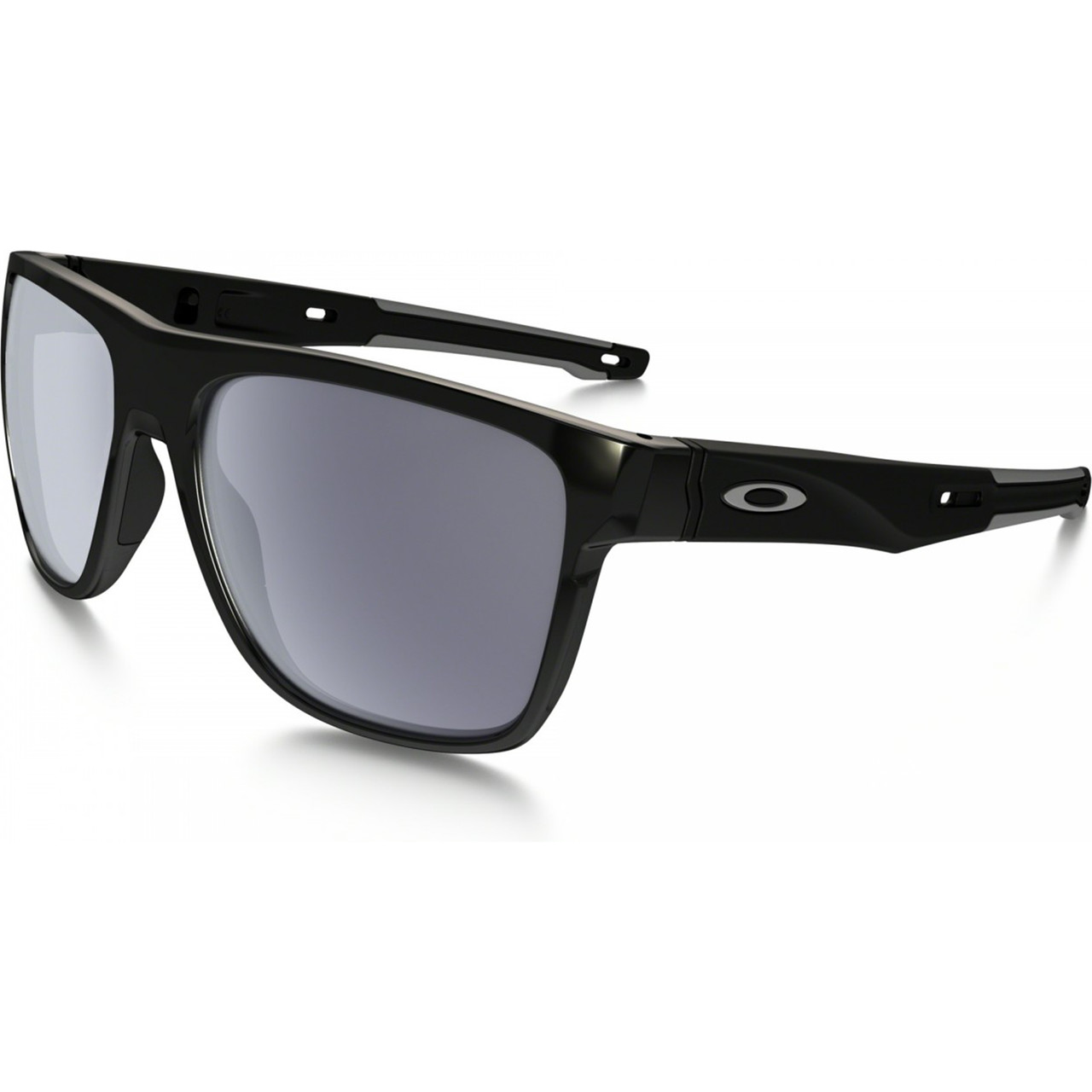 Okulary Oakley  <br/><small>Crossrange XL Pol Black Grey 158 </small>  OO9660-0158
