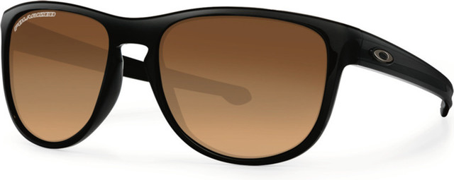 Okulary Oakley  <br/><small>Sliver R Matte Black Brown Gradient Polar </small>  OO9342-06