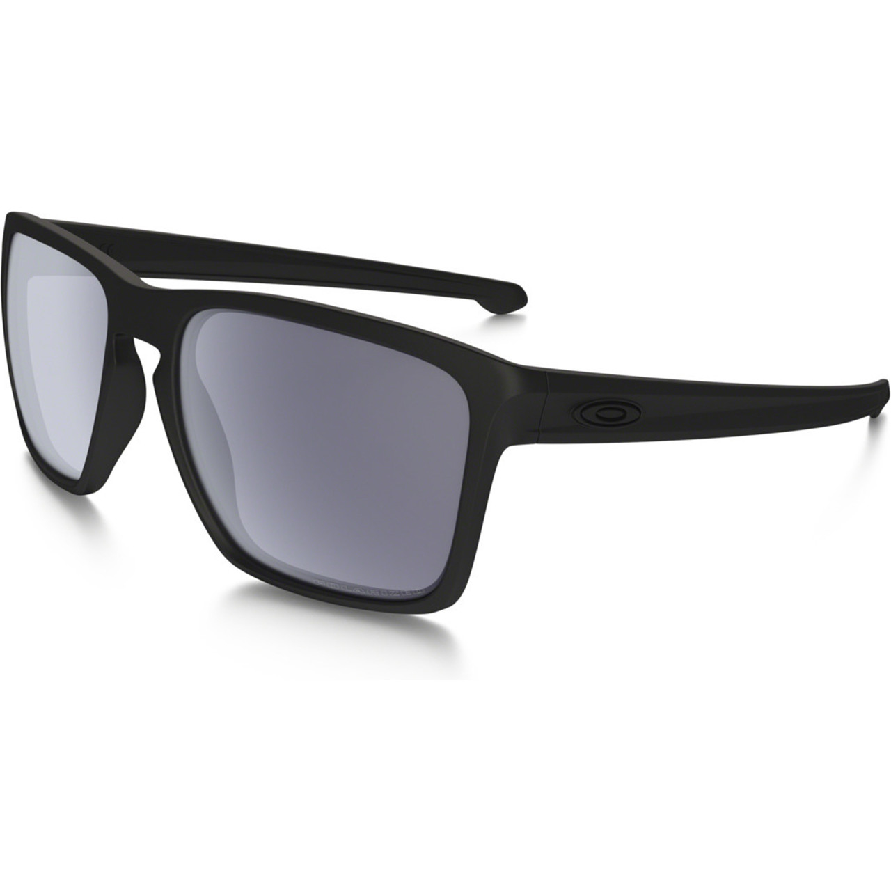 Okulary Oakley  <br/><small>Sliver XL Matte Black Grey Polarized </small>  OO9341-01