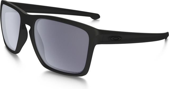 Oakley Sliver XL Matte Black Grey Polarized OO9341-01