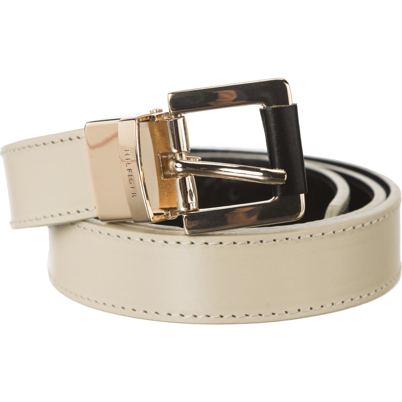 Pasek Tommy Hilfiger  <br/><small>Square Buckle Rev Belt 2.5 002 </small>  AW0AW03605-002