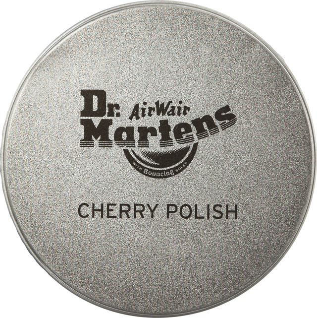Dr. Martens Cherry Red Shoe Polish DMAC029001