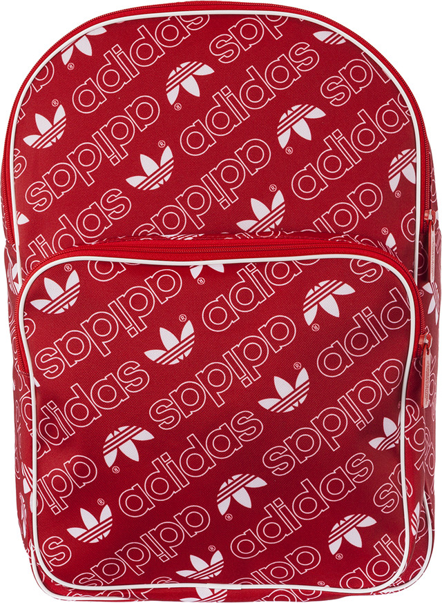 Plecak adidas  <br/><small>BACKPACK CLASSIC AC GR 364 COLLEGIATE RED/WHITE </small>  DH3364