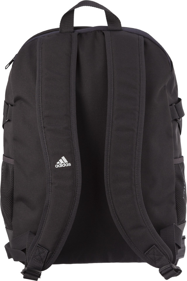 ac4cdab6aede8 Plecak adidas 3-STRIPES POWER MEDIUM IV M 864 BLACK WHITE WHITE ...