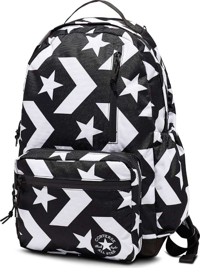 d9be3c5ee5861 Plecak Converse <br/><small>GO BACKPACK A01 BLACK/WHITE <