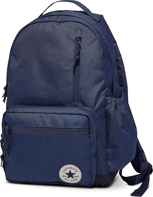 Converse GO BACKPACK A02 NAVY/OBSIDIAN 10007271-A02