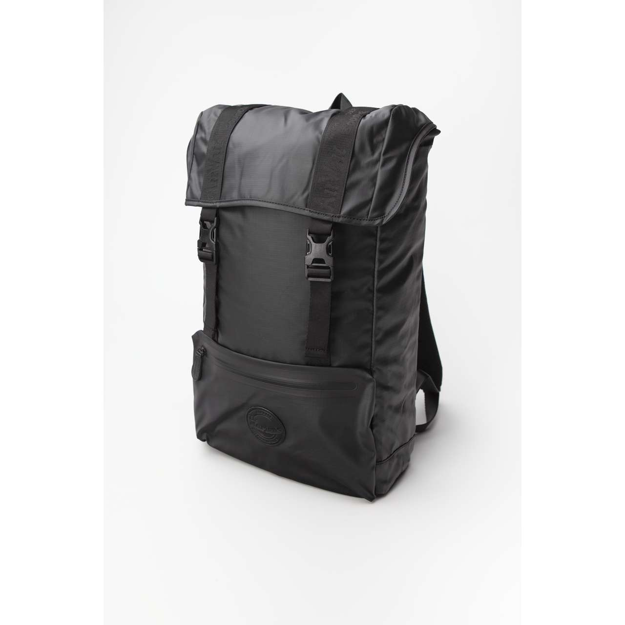 Plecak Dr. Martens  <br/><small>TECH BACKPACK 001 BLACK/BLACK POLYNYLON/SPORTS SPACER MESH </small>  DMAC811001