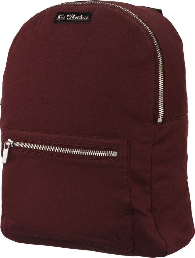 Dr. Martens Fabric Backpack Old Oxblood Fine Canvas AB033604
