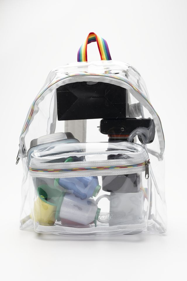Eastpak PADDED PAK'R 72Z RAINBOW GLASS EK62072Z