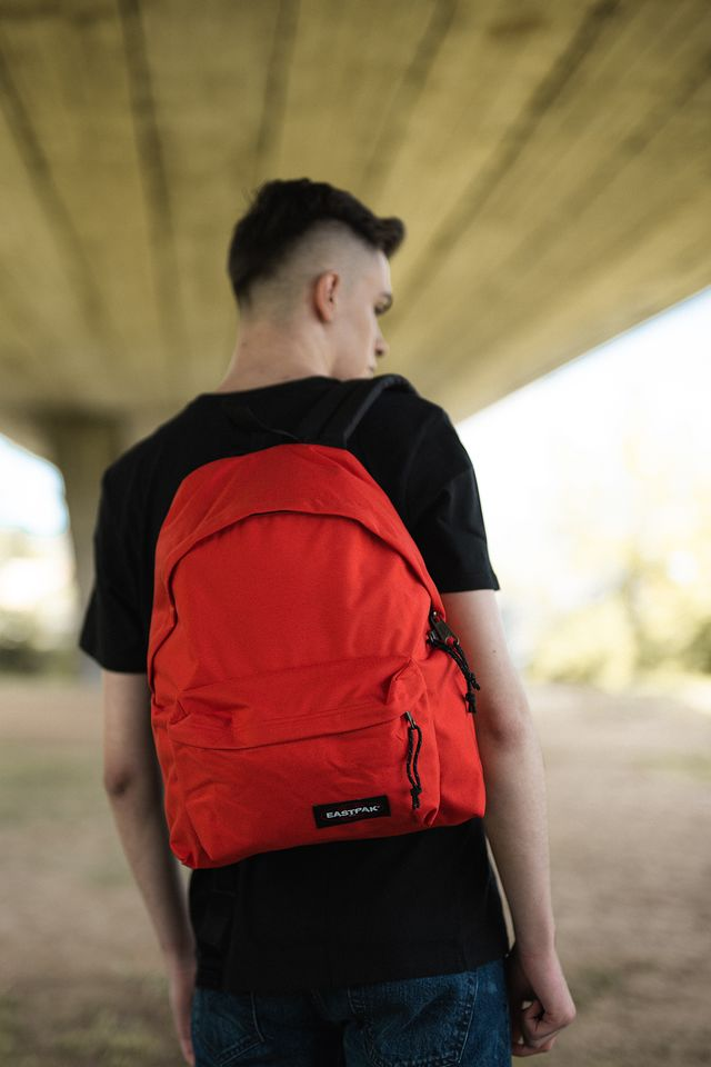 Eastpak PADDED PAK'R 01X TEASING RED EK62001X