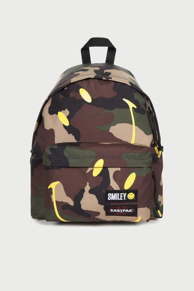 SMILEY CAMO PADDED PAK'R A93