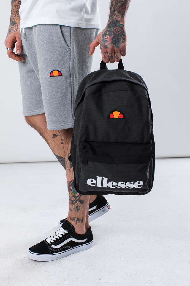 Ellesse REGENT BACKPACK SAAY0540 BLACK/CHARCOAL MARL