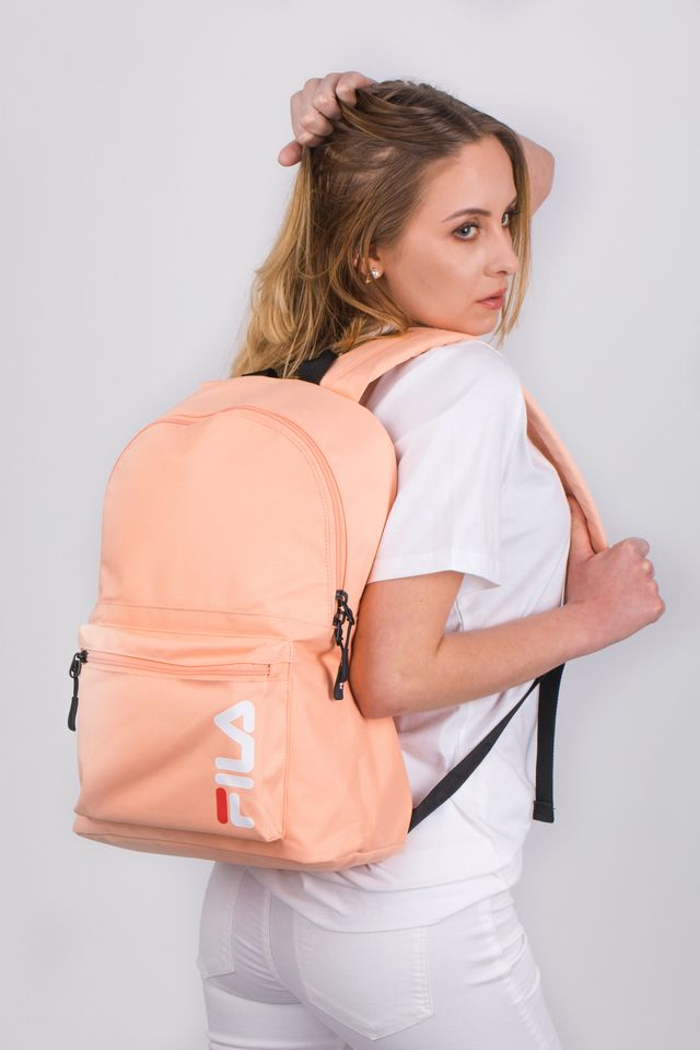 Fila BACKPACK S'COOL A030 SALMON 685005-A030