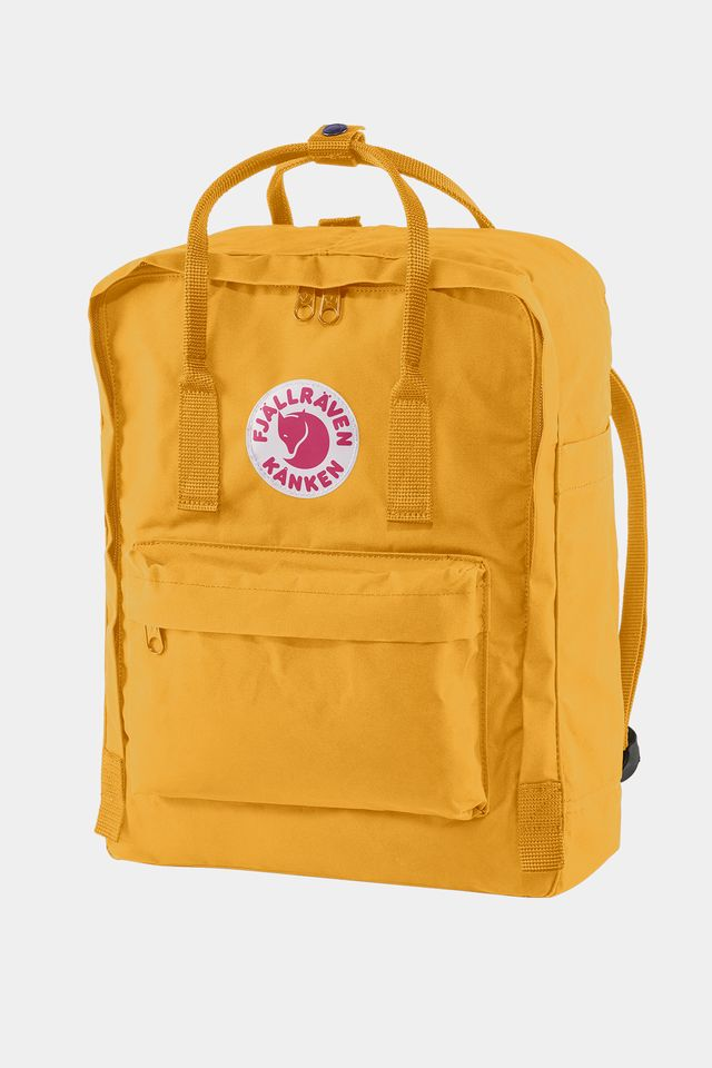 Fjallraven Kanken Warm Yellow F23510-141