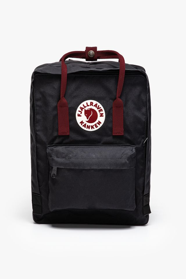 Fjallraven Kanken Black/Ox Red F23510-550-326