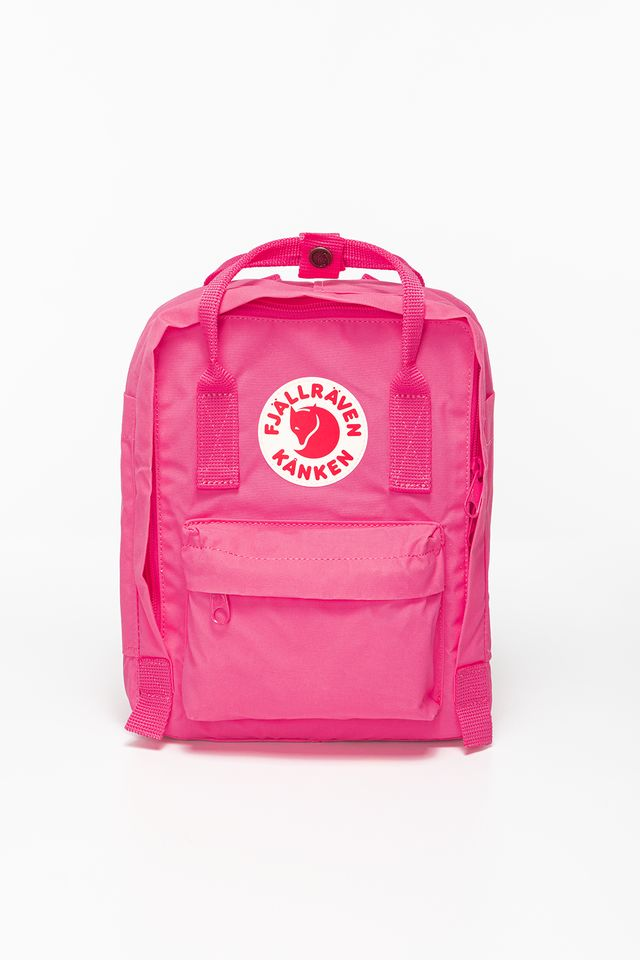 FLAMINGO PINK Kanken Kånken Mini 561