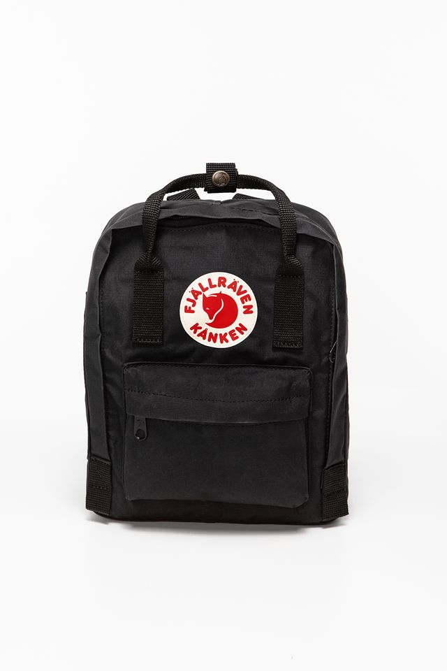 BLACK Kanken Kånken Mini F23561-550