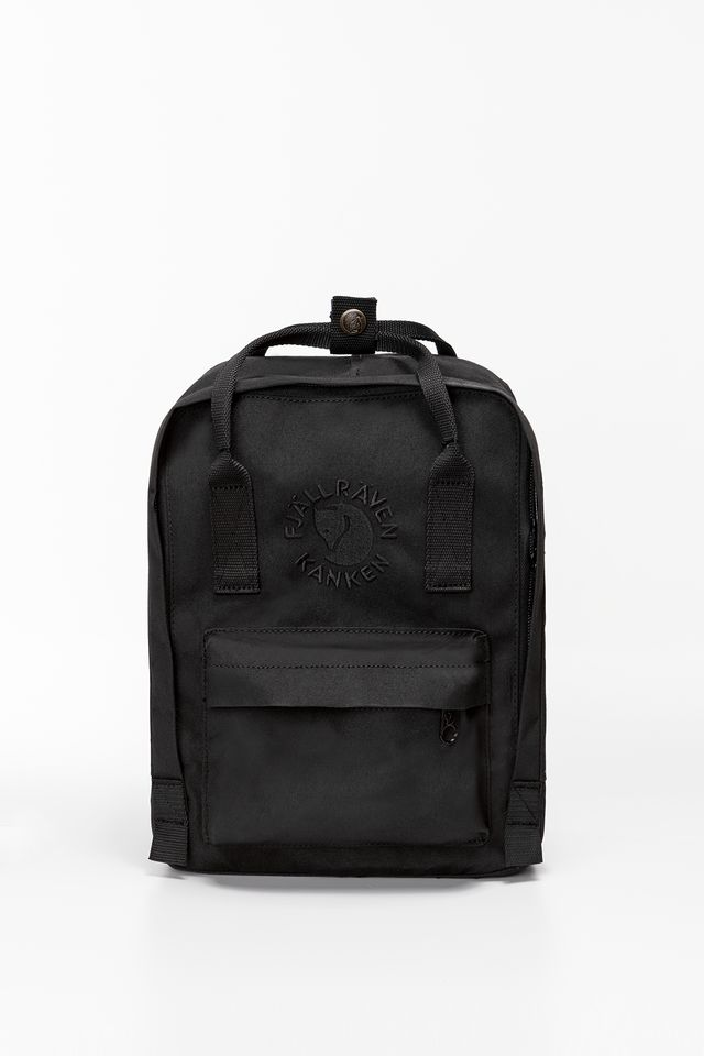 BLACK Re-Kanken Mini 550