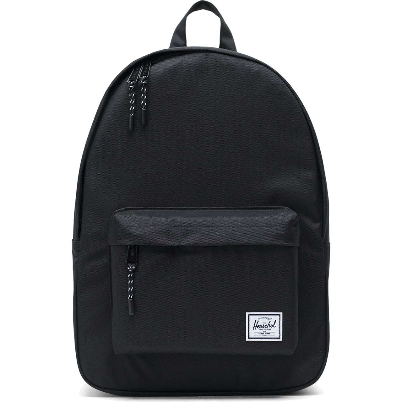 Plecak Herschel  <br/><small>CLASSIC MID-VOLUME BACKPACK 00001 BLACK </small>  10485-00001