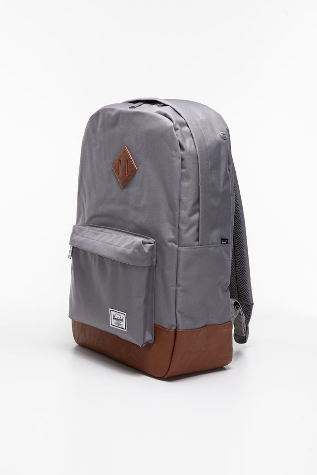 Plecak Herschel  <br/><small>HERITAGE BACKPACK 00061 GREY/TAN </small>  10007-00061
