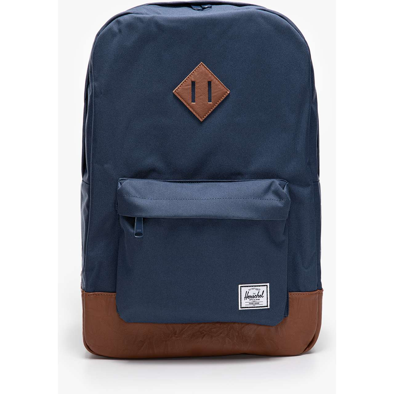 Plecak Herschel  <br/><small>HERITAGE BACKPACK 00007 NAVY/TAN </small>  10007-00007