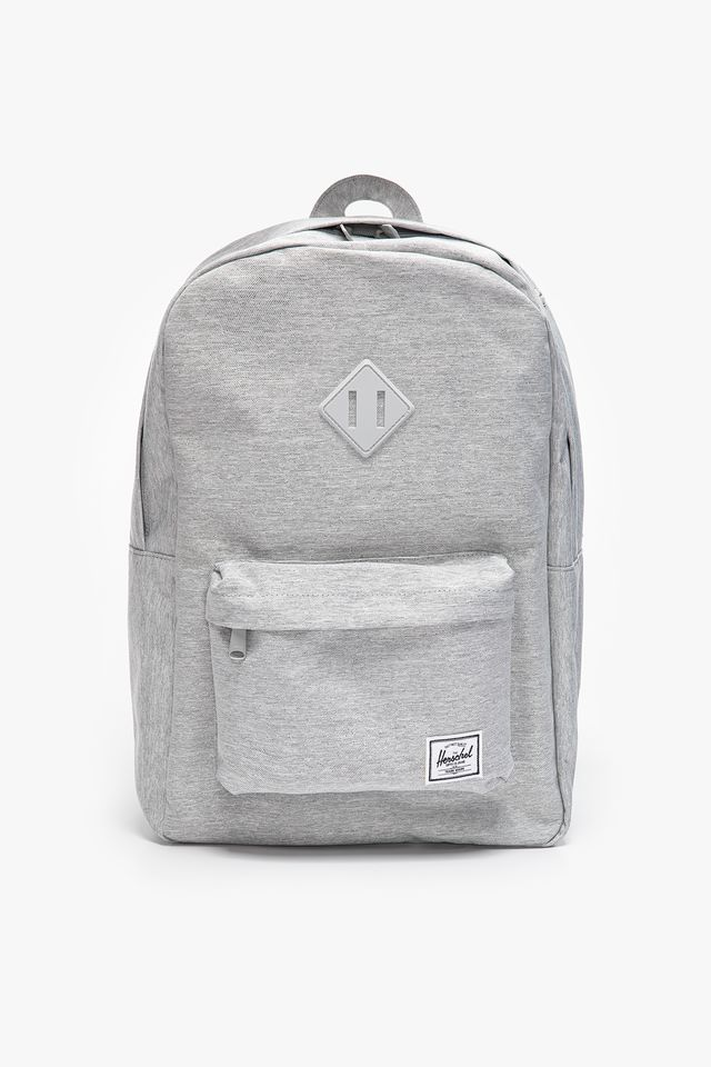 Herschel Heritage Light Gray Crosshatch 10007-02041