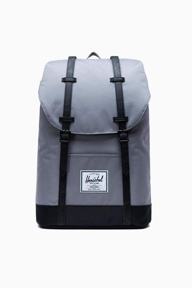 Herschel Retreat Grey/Black 10066-02998