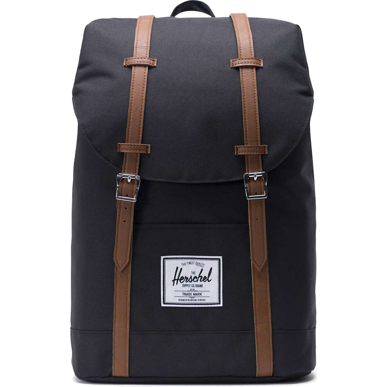 Plecak Herschel  <br/><small>Retreat Black/Tan </small>  10066-00001