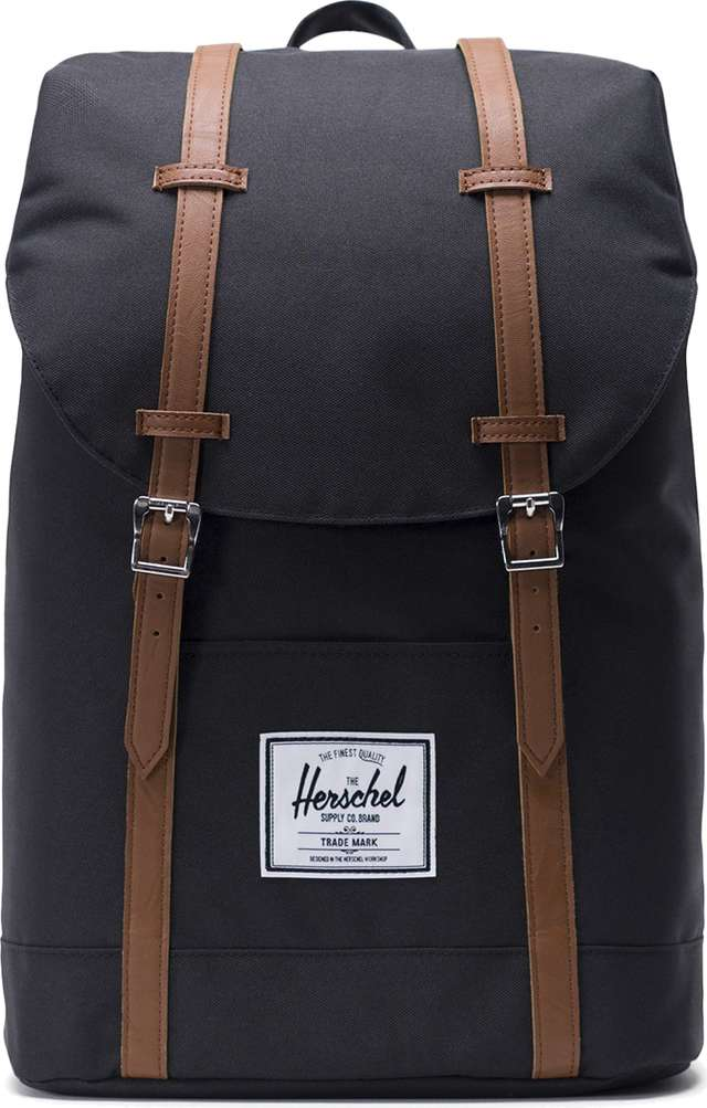 Herschel Retreat Black/Tan 10066-00001