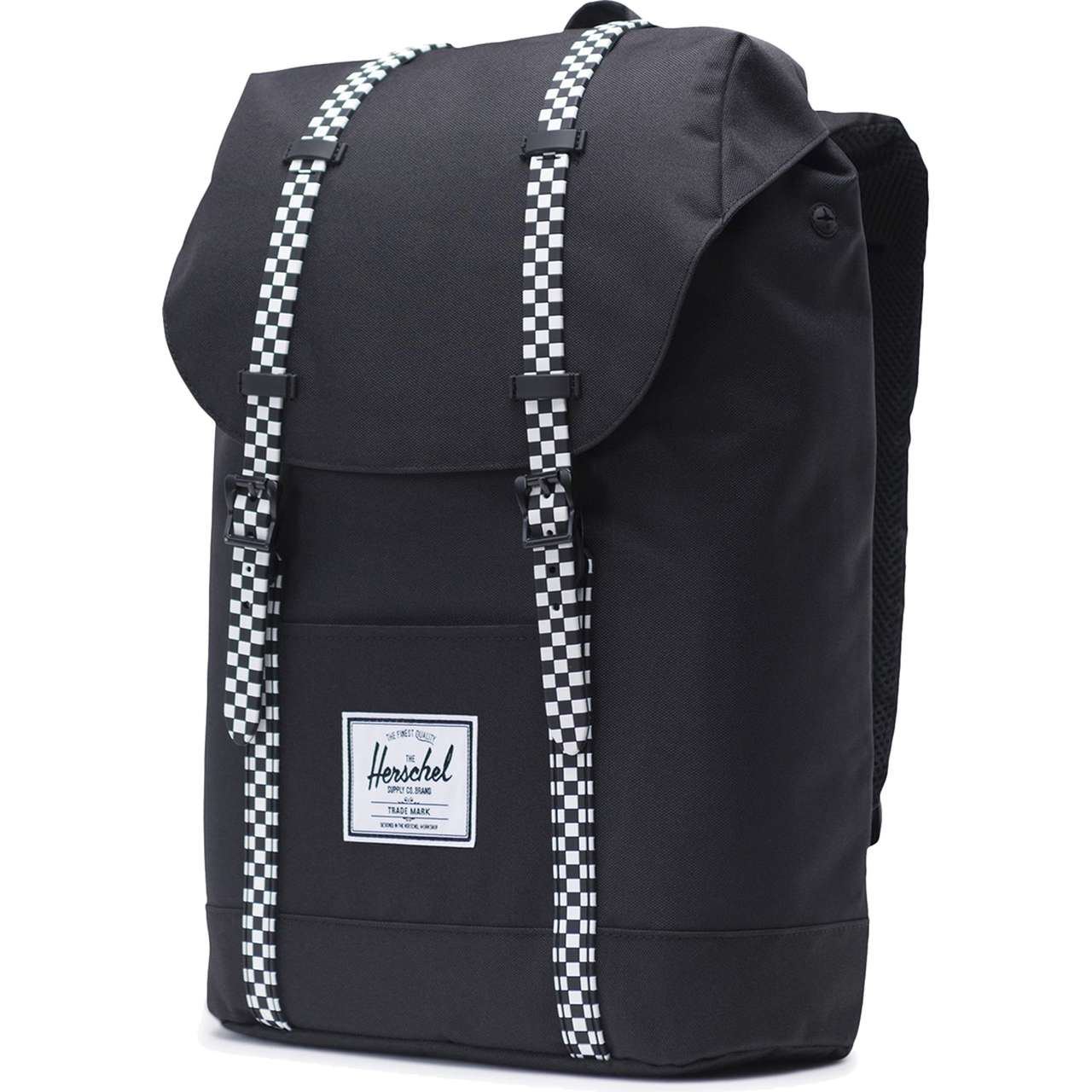 Plecak Herschel  <br/><small>Retreat Black/Checkerboard </small>  10066-02463