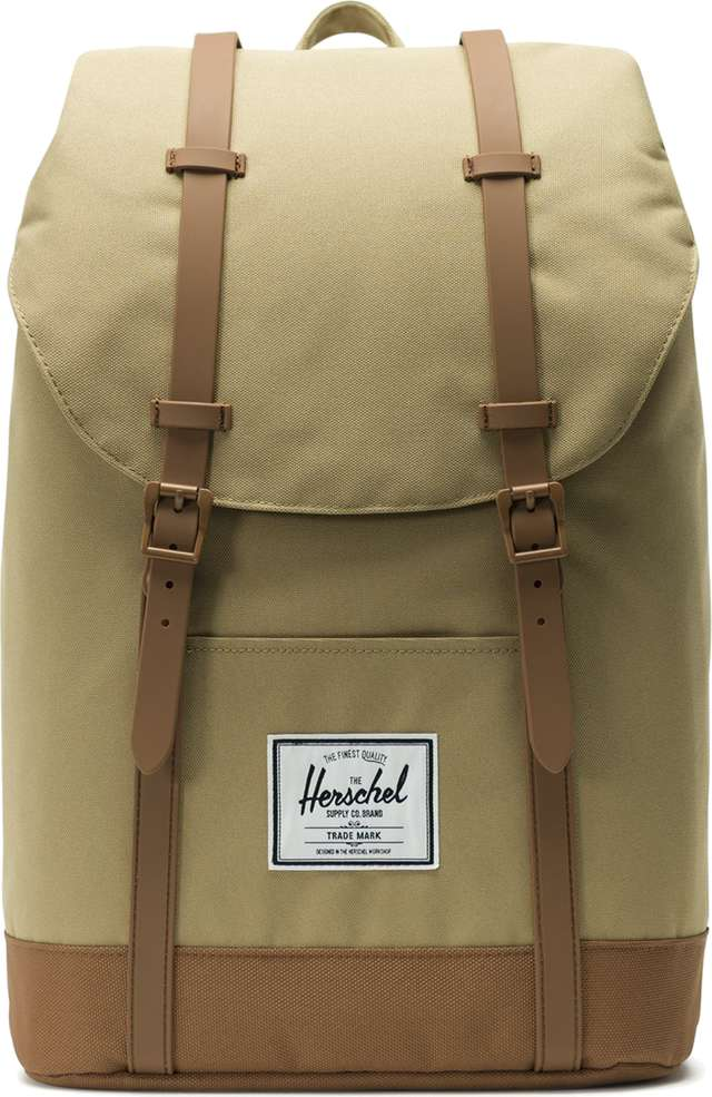 Herschel Retreat Kelp/Saddle Brown 10066-02455