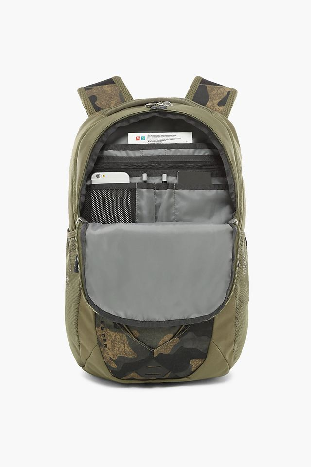 Plecak The North Face  <br/><small>JESTER G2G BURNT OLIVE GREEN WOODS CAMO PRINT/BURNT OLIVE GREEN </small>  NF0A3KV7G2G1