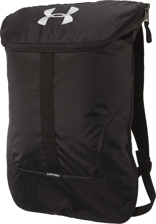 Under Armour EXPANDABLE SACKPACK BLACK 1300203-001