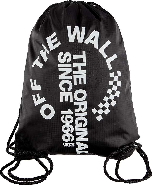 Vans LEAGUE BENCH BAG TDV BLACK/WHITE VN0002W6TDV1