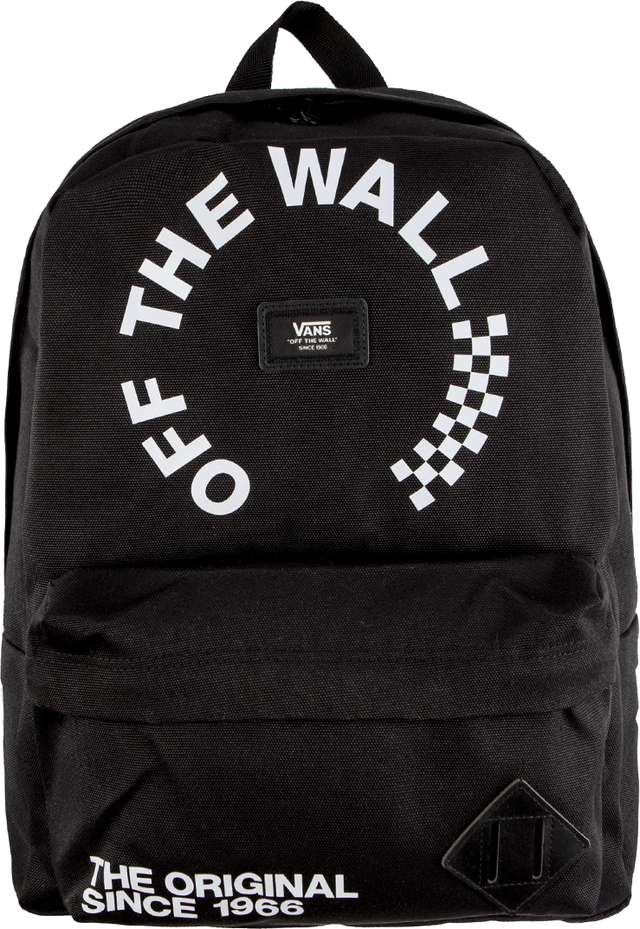Vans OLD SKOOL II BACKPACK TDV BLACK/WHITE VN000ONITDV1