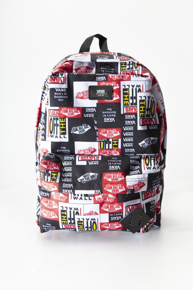 Vans OLD SKOOL III BACKPACK LABEL MIX VN0A3I6RTTI1