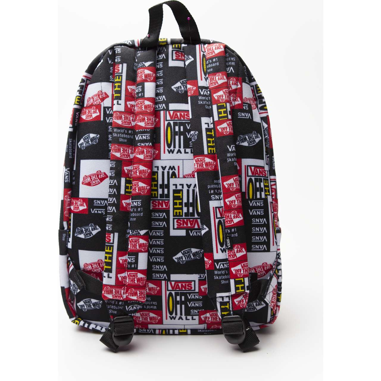 Plecak Vans  <br/><small>OLD SKOOL III BACKPACK LABEL MIX </small>  VN0A3I6RTTI1