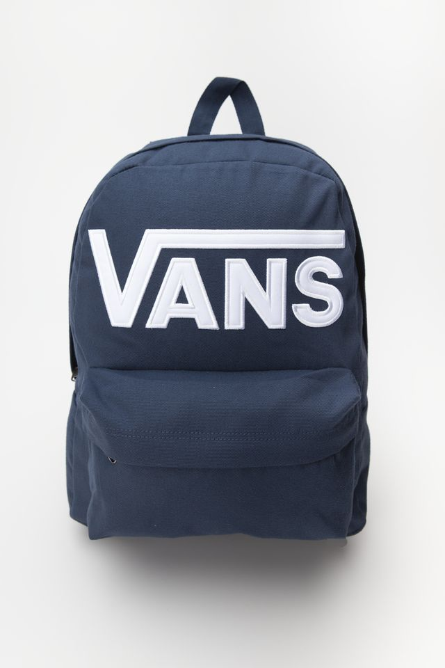 Dress Blues/White Old Skool III Backpack