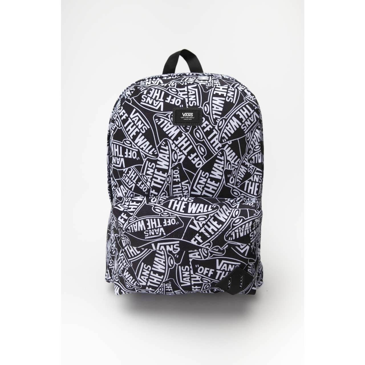 Plecak Vans  <br/><small>Old Skool III Backpack Off The Wall </small>  VN0A3I6ROTW1