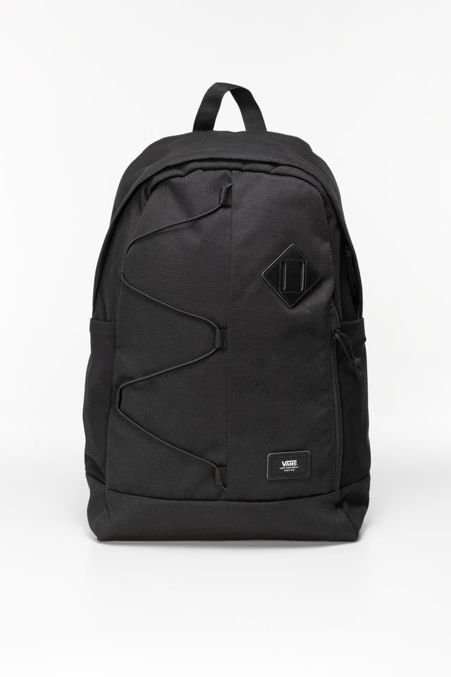 Plecak Vans  <br/><small>RANGE BACKPACK BLACK </small>  VN0A3HLZBLK1