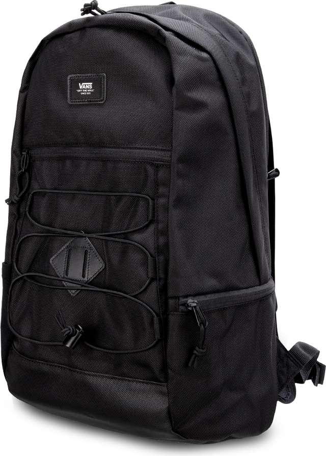 Vans SNAG PLUS BACKPACK BLACK VN0A3HM3BLK1