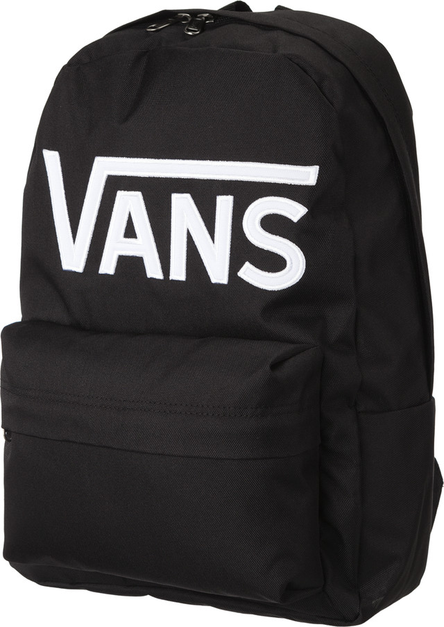 Vans NEW SKOOL BACKPACK BLACK/WHITE VN0002TLY281
