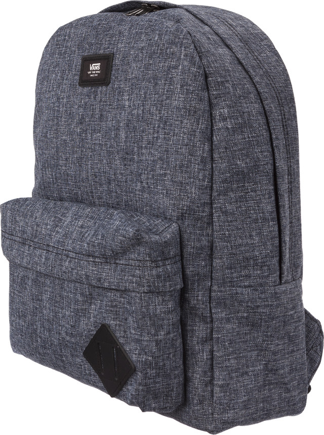 1f8d0f931023e Plecak Vans <br/><small>OLD SKOOL II BACKPACK PM1 HEATHER BLACK ...