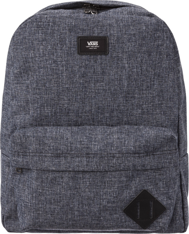 6cb93c610d4d4 ... Plecak Vans <br/><small>OLD SKOOL II BACKPACK PM1 HEATHER BLACK ...