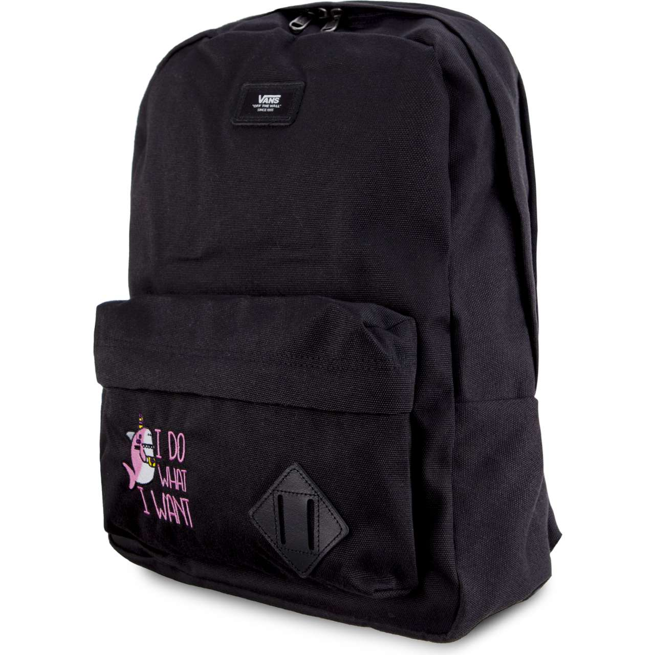 Plecak Vans  <br/><small>OLD SKOOL II BACKPACK UNISHARK </small>  VUSHNIBLKUSH