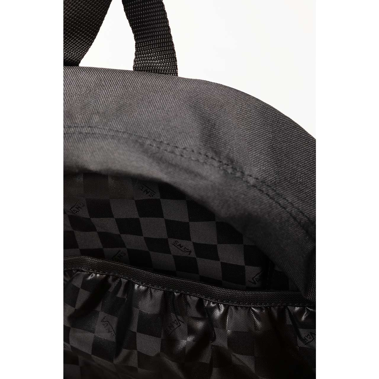Plecak Vans  <br/><small>REALM BACKPACK BLK CLASSIC ROSE </small>  CR00NZ0BLKCR