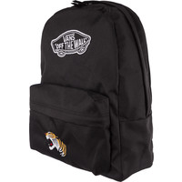 Vans REALM BACKPACK BLK FERAL TIGER FET00NZ0BLKFET